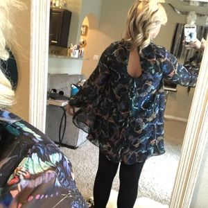 Show Me Your MuMu Dresses - Show Me Your MuMu butterfly 🦋 tunic